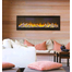 Alluravision Deep Depth Electric Fireplace 50 Inch