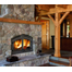 High Country Wood Burning Fireplace 6000