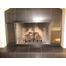Cameo Masonry Door with Bronze Tinted Glass and Trackless Bi-Fold Doors