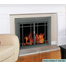 Exeter Fireplace Door - shown without riser bar