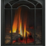 The Phazer log set is included with the Arlington Direct Vent Gas Stove