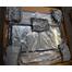 41x35 Matte Black Custom ZC Refacing Fireplace Door