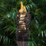 Cyclone Style Stainless Steel Tiki Torch Head