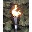 Flower Petal Torch In Use